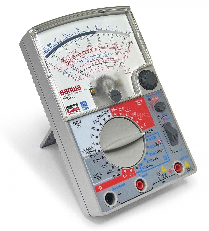 мультиметр Sanwa Yx-360trn инструкция - фото 6