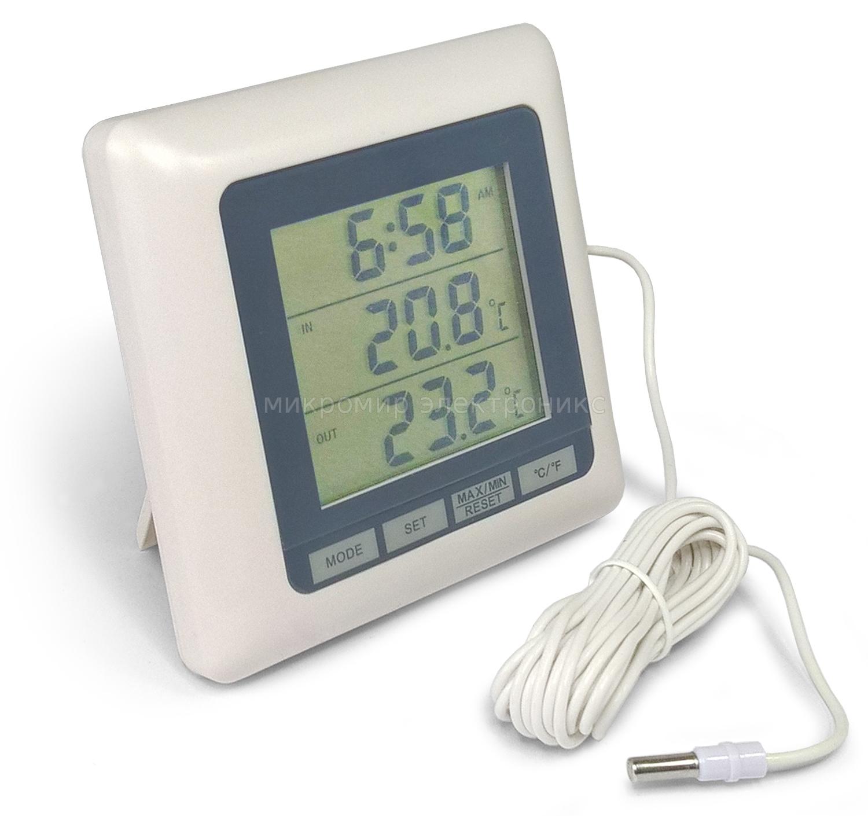 инструкция по применению digital thermometer timer